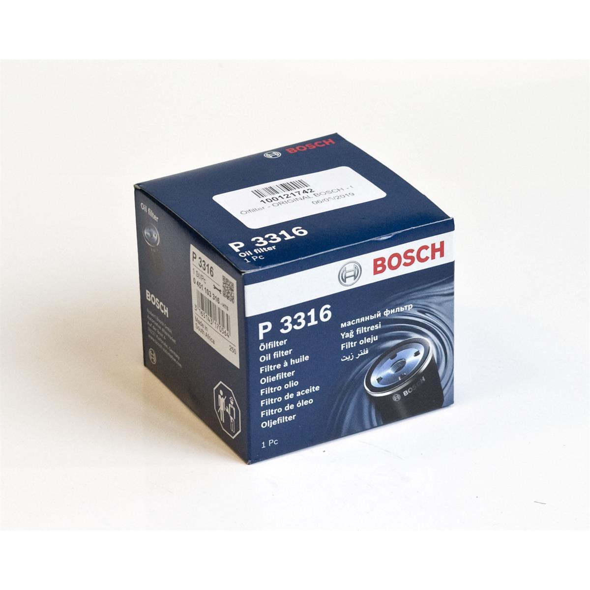 BOSCH Einspritzventil 0 261 500 100 für HYUNDAI i30 GD ix35 LM EL ELH CW i40 VF
