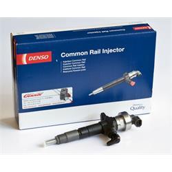 Injektor/Einspritzdüse - ORIGINAL DENSO - NEUTEIL - Isuzu/Takeuchi TB290, 1140, TCR50, 1160W (TIER III)