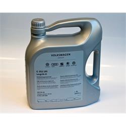 Motoröl - ORIGINAL VAG - 5W-30 Long Life - Inhalt: 5 Liter