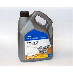 Motoröl DELPHI 5W-30 - Prestige Super Plus Longlife - Inhalt: 5 Liter