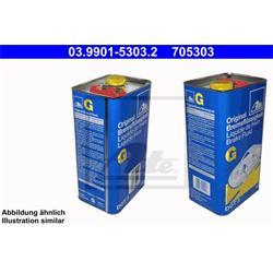 Bremsflüssigkeit - DOT3 - ATE - 5 Liter