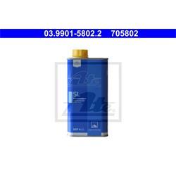 Bremsflüssigkeit SL DOT 4 - ATE - 1 Liter