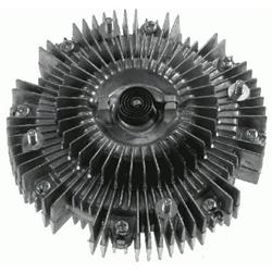Kupplung, Kühlerlüfter - Sachs