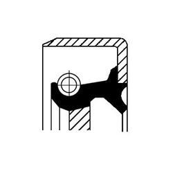 Wellendichtring, Antriebswelle (Ölpumpe) - CORTECO