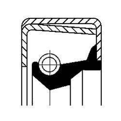 Wellendichtring, Schaltgetriebe - CORTECO