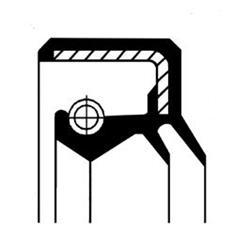 Wellendichtring, Radnabe - CORTECO