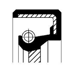 Wellendichtring, Automatikgetriebe - CORTECO