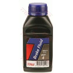 Bremsflüssigkeit - DOT4 - TRW - 0,25 Liter