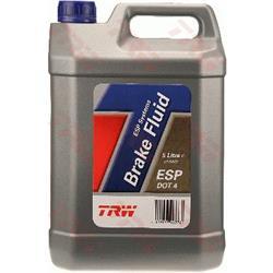Bremsflüssigkeit - DOT4 ESP - TRW - 5 Liter