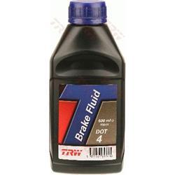Bremsflüssigkeit - DOT4 - TRW - 0,5 Liter