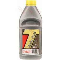 Bremsflüssigkeit - DOT5.1 - TRW - 1 Liter