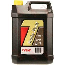 Bremsflüssigkeit - DOT5.1 - TRW - 5 Liter