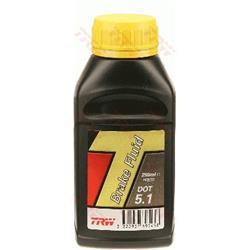 Bremsflüssigkeit - DOT5.1 - TRW - 0,25 Liter