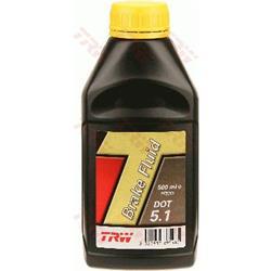 Bremsflüssigkeit - DOT5.1 - TRW - 0,5 Liter