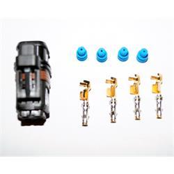 Stecker 4-polig Delphi Pumpe Düse E3 EUI