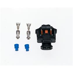 Stecker mit Pins für Injektoren Bosch