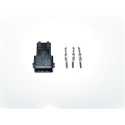 Stecker 3 polig für VE/DPC Verteilerpumpen