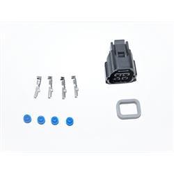 Injektor Stecker mit Pins für Denso 4 polig