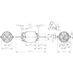 Elektromotor - ORIGINAL BOSCH