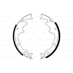 Bremsbacke - Original Bosch - Hinterachse