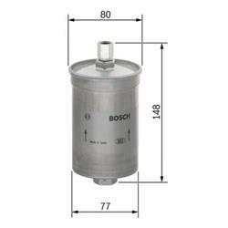 Aktivkohle-Innenraumfilter - ORIGINAL BOSCH