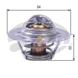 Thermostat, Kühlmittel - Gates