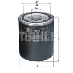 Filter, Arbeitshydraulik - KNECHT