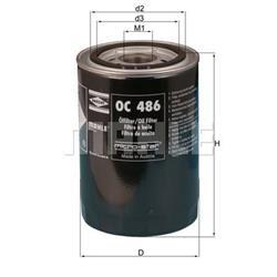 Filter, Kurbelgehäuseentlüftung - KNECHT
