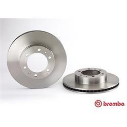 Bremsscheibe - BREMBO