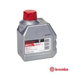 Bremsflüssigkeit - DOT4 - 0,25 Liter - BREMBO