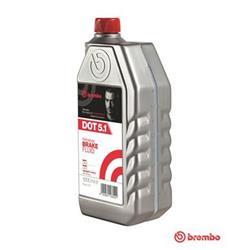 Bremsflüssigkeit - DOT5.1 - 1 Liter - BREMBO