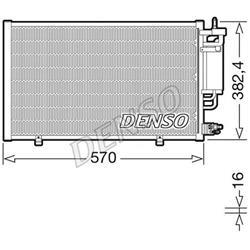 Kondensator - ORIGINAL DENSO