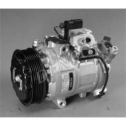 Klimakompressor - ORIGINAL DENSO - NEUTEIL - SKODA