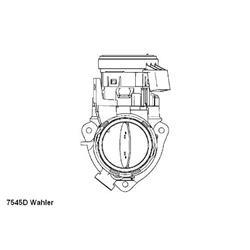 AGR-Ventil - WAHLER