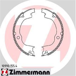 Bremsbackensatz - ZIMMERMANN - Hinterachse