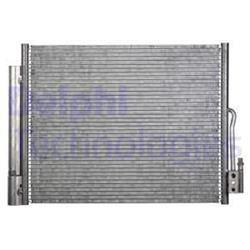Kondensator/Klimakühler - ORIGINAL Delphi