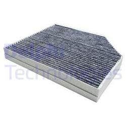 Innenraumfilter - ORIGINAL DELPHI - Aktivkohlefilter