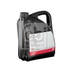Bremsflüssigkeit - DOT4 - 5 Liter - FEBI BILSTEIN