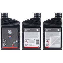 Bremsflüssigkeit - DOT4 - A.B.S. - 1 Liter
