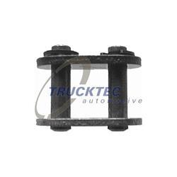 Kettenglied, Steuerkette - TRUCKTEC AUTOMOTIVE