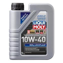 LIQUI MOLY - MoS2 Leichtlauf 10W-40 - 1 Liter