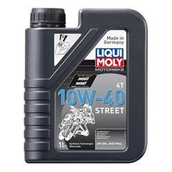 Motorbike 4T 10W-40 Street - LIQUI MOLY - 1 Liter