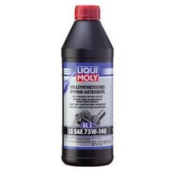 Vollsynthetisches Hypoid-Getriebeöl (GL5) LS SAE75W-140 - LIQUI MOLY - 1 Liter