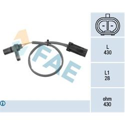 Drehzahlsensor, Motormanagement - FAE
