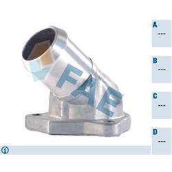 Kühlmittelflansch - FAE