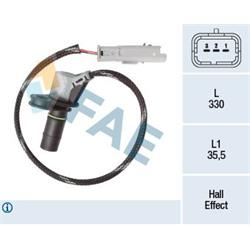 Drehzahlsensor, Schaltgetriebe - FAE
