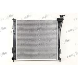 Motorkühler/Wasserkühler - HYUNDAI i40 1.7
