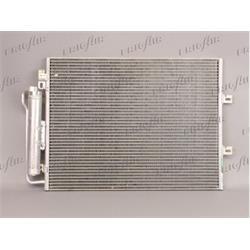 Kondensator/Klimakühler inkl. Filtertrockner - Renault