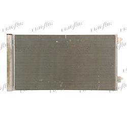 Kondensator/Klimakühler - PKW - BMW