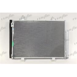 Kondensator/Klimakühler - PKW - Suzuki